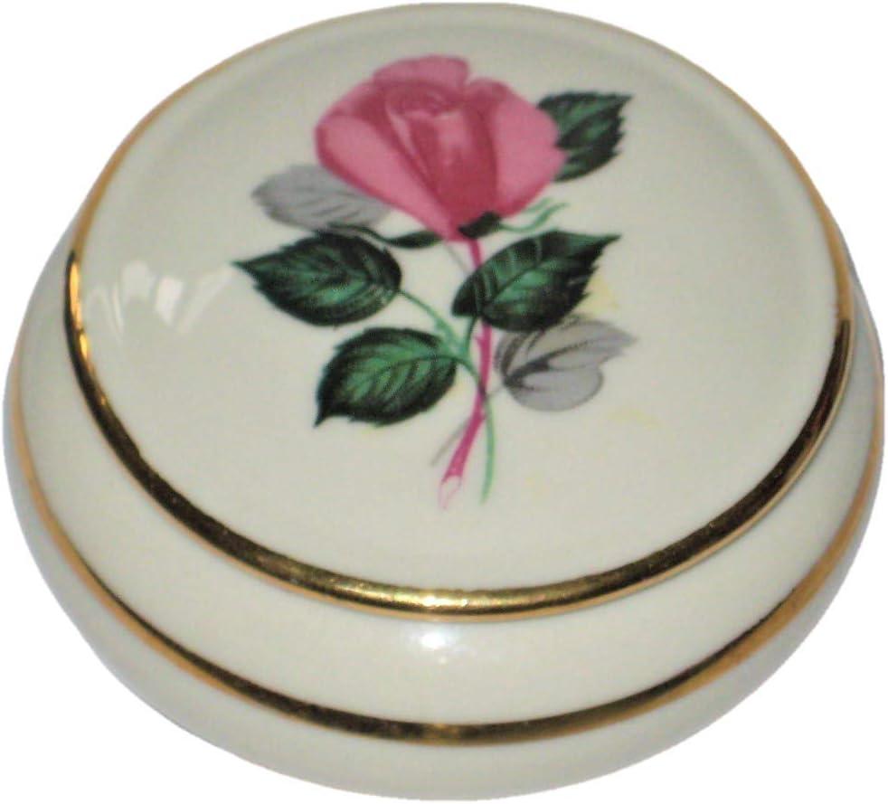 Vintage Jewelry Ring Box,Vintage Porcelain Box,Engraved Ring Box,Wedding Ring Box,Old Love Ring Box,Wedding Jewelry Box,Porcelain Pill Box