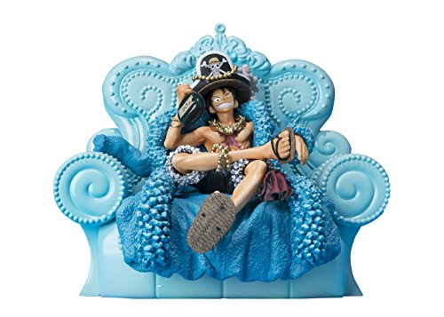 One Piece Monkey D Luffy (Figuarts Zero ONE PIECE Monkey · D · Luffy - ONE PIECE 20th Anniversary ver. - Approx. 150 mm ABS & PVC Made Painted Movable Figure)