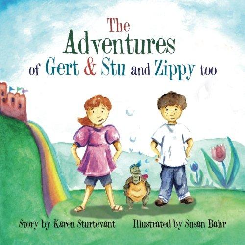 The Adventures of Gert & Stu and Zippy too ebook