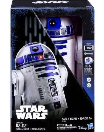 Star Wars Smart App Enabled R2-D2 Remote Control Robot RC - Silver Horse Coin Set