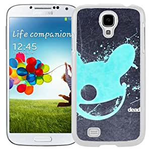 Beautiful Designed Cover Case With Deadmau Spray Mouse Smile Background (2) For Samsung Galaxy S4 I9500 i337 M919 i545 r970 l720 Phone Case