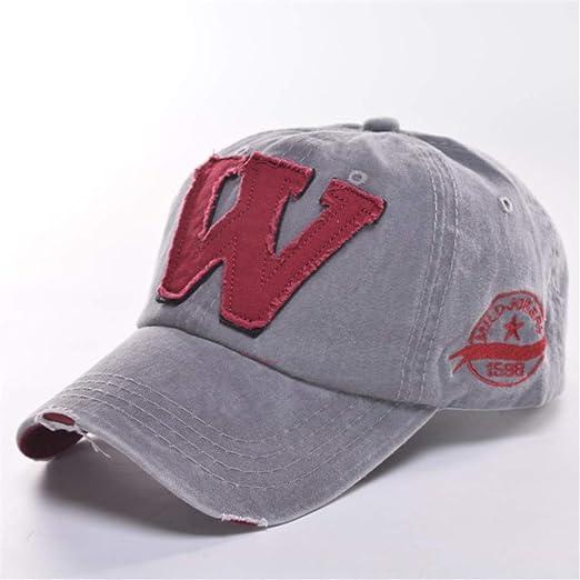 Gorra de béisbol Que combina con el Color del Parche clásico ...