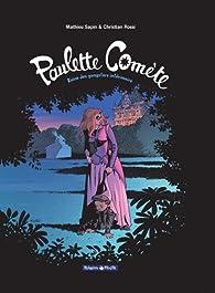 Paulette Comète, Tome 2 : par Mathieu Sapin