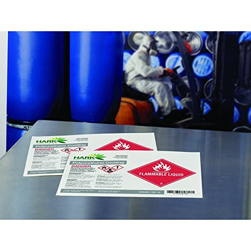 Avery Ultra Duty GHS Chemical Labels for Pigment Inkjet Printers, Waterproof, UV Resistant, 8.5'' x 11'' (60521) by Avery (Image #12)