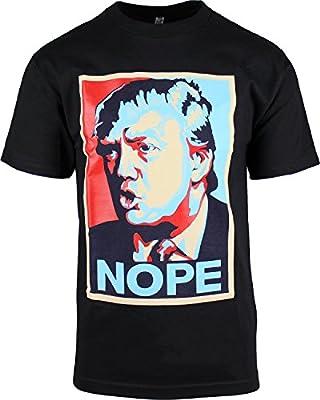 Donald Trump Nope Shirt