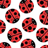 "Ladybug Party Supplies 13"" Luncheon Napkins (18 ct)"