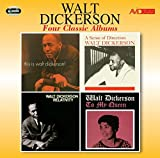 4 Classic Albums: This Is Walt Dickerson / Sense Of Direction / Relativity / To My Queen