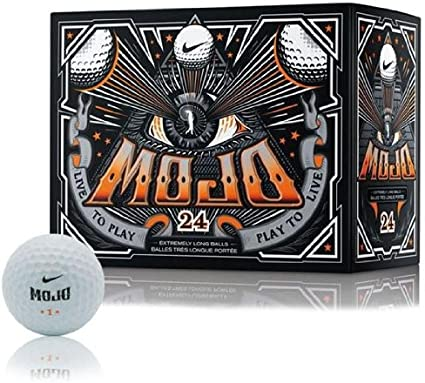 total Hula hoop enfermedad  Amazon.com : Nike Golf 2013 Mojo Golf Ball (24-Pack), White : Standard Golf  Balls : Sports & Outdoors