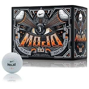 Nike Golf 2013 Mojo Golf Ball (24-Pack), White