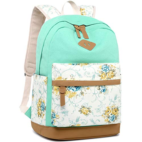 BLUBOON Backpack for School Girls Teens Bookbag College 14
