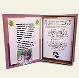 Tooth Fairy's Tales Baby Teeth Keepsake Book for Girls