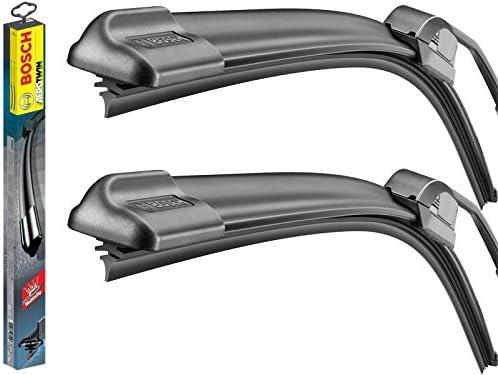 TOYOTA YARIS MK2 HATCH Bosch Aerotwin Retro Front Wiper Blades