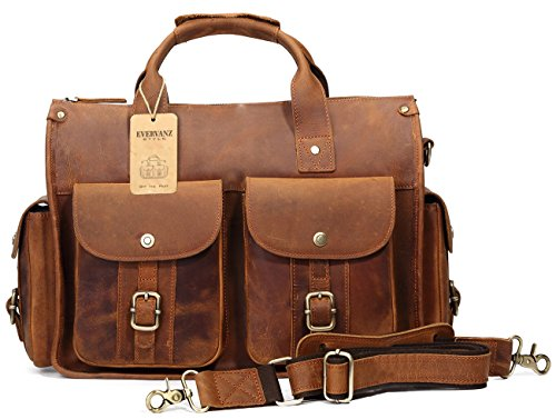 4b5bb457ced3 We Analyzed 796 Reviews To Find THE BEST Leather Briefcase Doctor