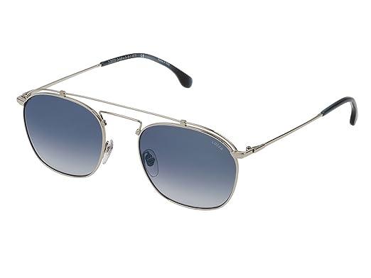67878b0a7841f8 Lozza homme FIRENZE 8 Montures de lunettes, Gris (Shiny Palladium ...