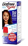 Licefreee Spray Head Lice Spray- Super Lice