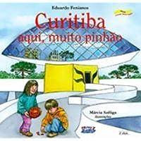Curitiba: aqui, muito pinhão