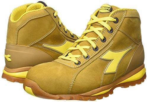 Adulte cammello Diadora Jaune S3 Chaussures Mixte De Glove Eu High 38 Hro Travail Ii PPfTqxz