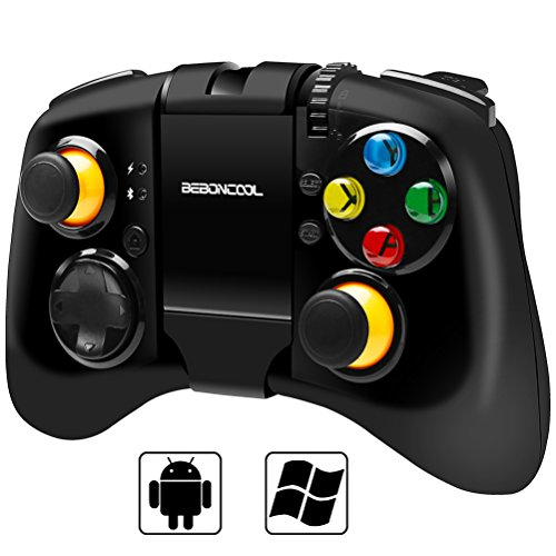 BEBONCOOL Bluetooth Controller Adjustable Android