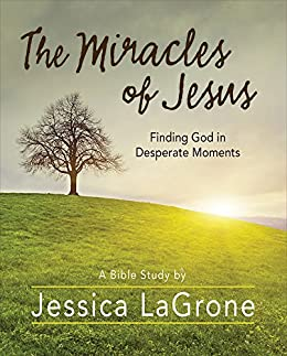 The miracles of jesus womens bible study participant workbook the miracles of jesus womens bible study participant workbook finding god in desperate moments fandeluxe Gallery