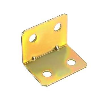 Stainless Steel Angle Shelf Brackets Heavy Duty Corner