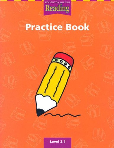 Houghton Mifflin Reading: Practice Book Grade 2.1