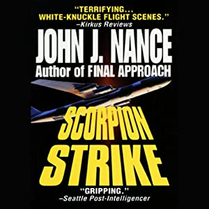 Scorpion Strike Audiobook