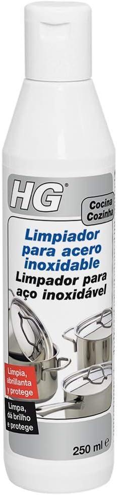 HG Limpiador acero inoxidable