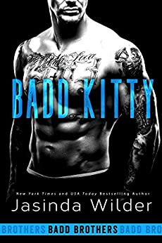 Bad Kitty by Jasinda Wilder