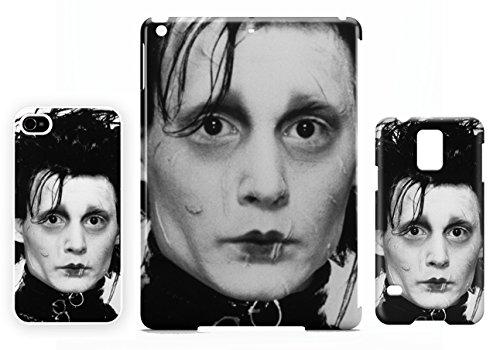 Johnny Depp A Edward Scissorhands iPhone 6 PLUS / 6S PLUS cellulaire cas coque de téléphone cas, couverture de téléphone portable