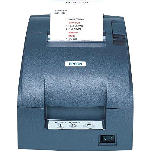 Epson Tm U220a Dot Matrix Printer 6 Lpm Mono Parallel Serial