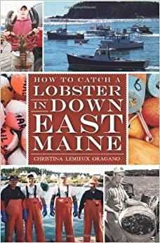 Christina Lemieux Book Lobster Maine