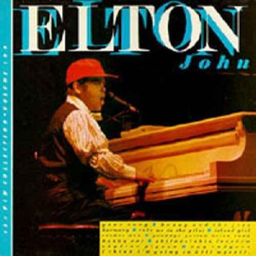 Elton John - The New Collection - Vol. Ii - Elton John Lp - Zortam Music