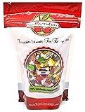 SweetGourmet Albert's Fruit Chews (Taffy Time, 115CT (12oz))
