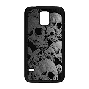 Samsung Galaxy S5 Phone Case for Skull pattern design