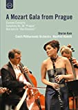 A Mozart Gala from Prague / Sharon Kam, Manfred Honeck, Czech Philharmonic Orchestra