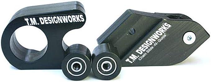 TM Designworks Swingarm Protector for Polaris Outlaw Predator