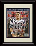 Framed Tom Brady Sports Illustrated Autograph Replica Print - 2004 Champs!