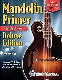 Watch & Learn MPDE Mandolin Primer Delux Ed Book/DVD/2JamCD