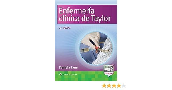 Enfermería clínica de Taylor: Amazon.es: Lynn, Pamela, Imagen ...