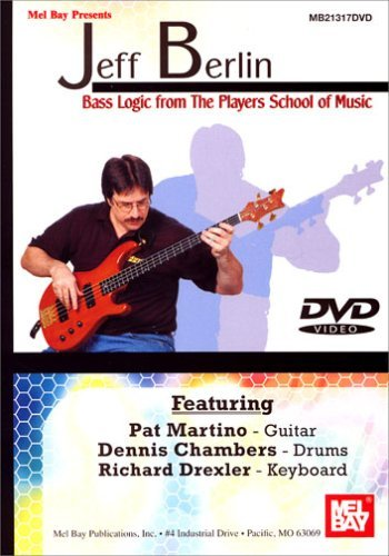 Jeff Berlin: Bass Logic [DVD]