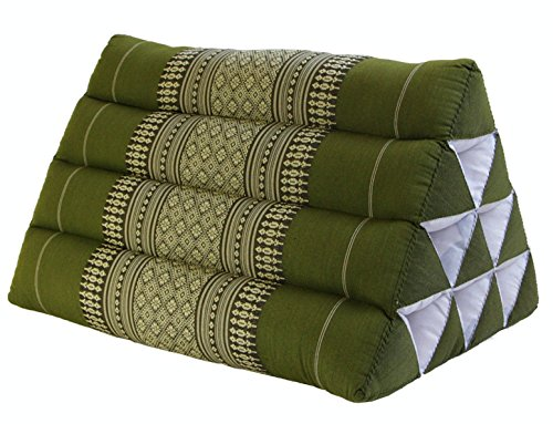 Thai Yoga Pillow Green by Thai Yoga Pillow