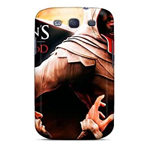 New Design Shatterproof LoXsz2732OrJiG Case For Galaxy S3 (assassin's Creed Brotherhood 2011)