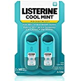 Listerine PocketMist Oral Care Cool Mint 0.52 oz (Pack of 10)