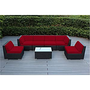 51t2jc%2BgLIL._SS300_ 100+ Black Wicker Patio Furniture Sets For 2020