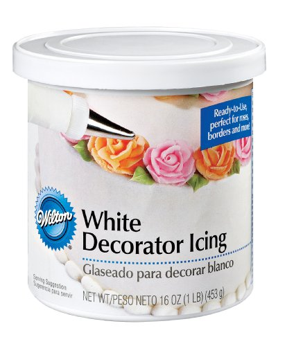 Wilton Ready To Use Decorator Icing, White