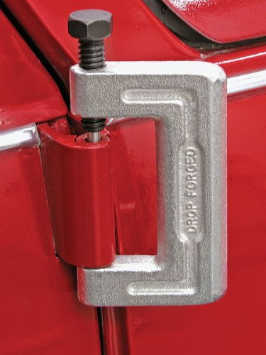 Eastwood Door Hinge Pin Puller Removal Tool Kit Heavy-Duty Forged Steel Body