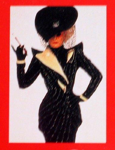 1996 Disney Cruella De Vil Doll 101 Dalmatians Power in Pinstripes Great Villains Collection First in Series
