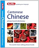 Cantonese Chinese Phrasebook and Dictionary, Berlitz Publishing, 1780042868