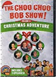 The Choo Choo Bob Show! Volume 6 Christmas Adventure - Special Double-episode (Includes 3 Episodes!) (DVD)