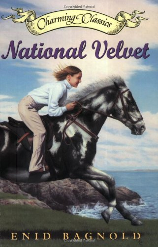Book cover for National Velvet